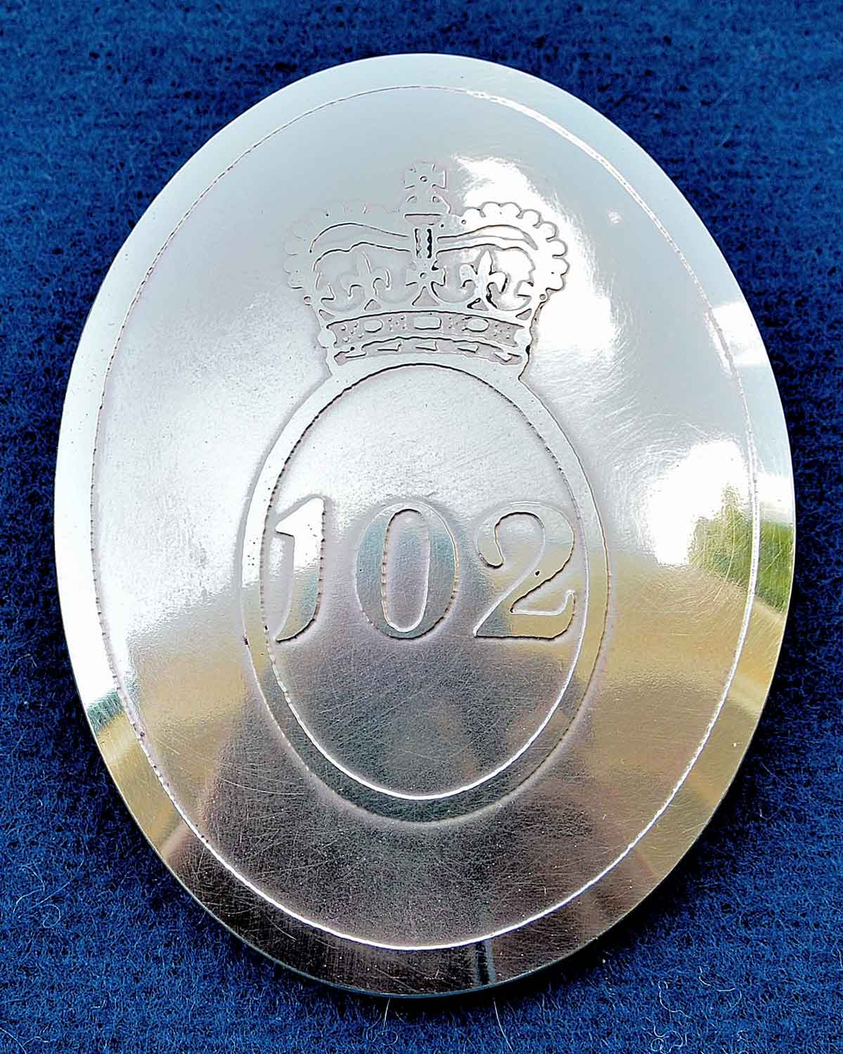British, 102nd Regiment of Foot