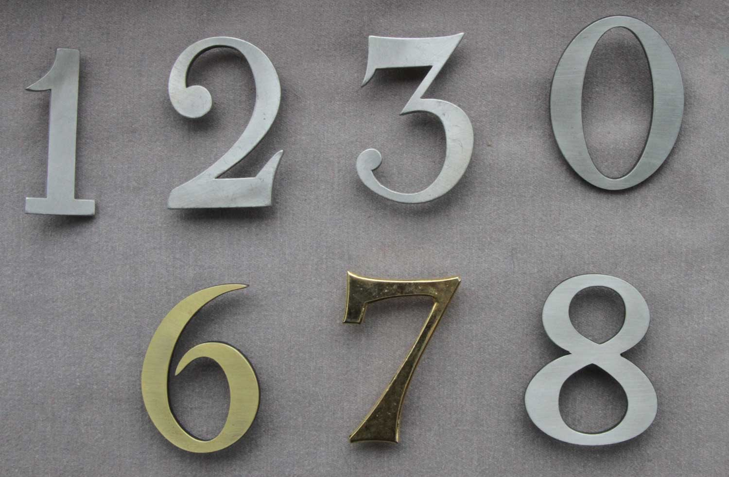 French, Sabretache Numbers