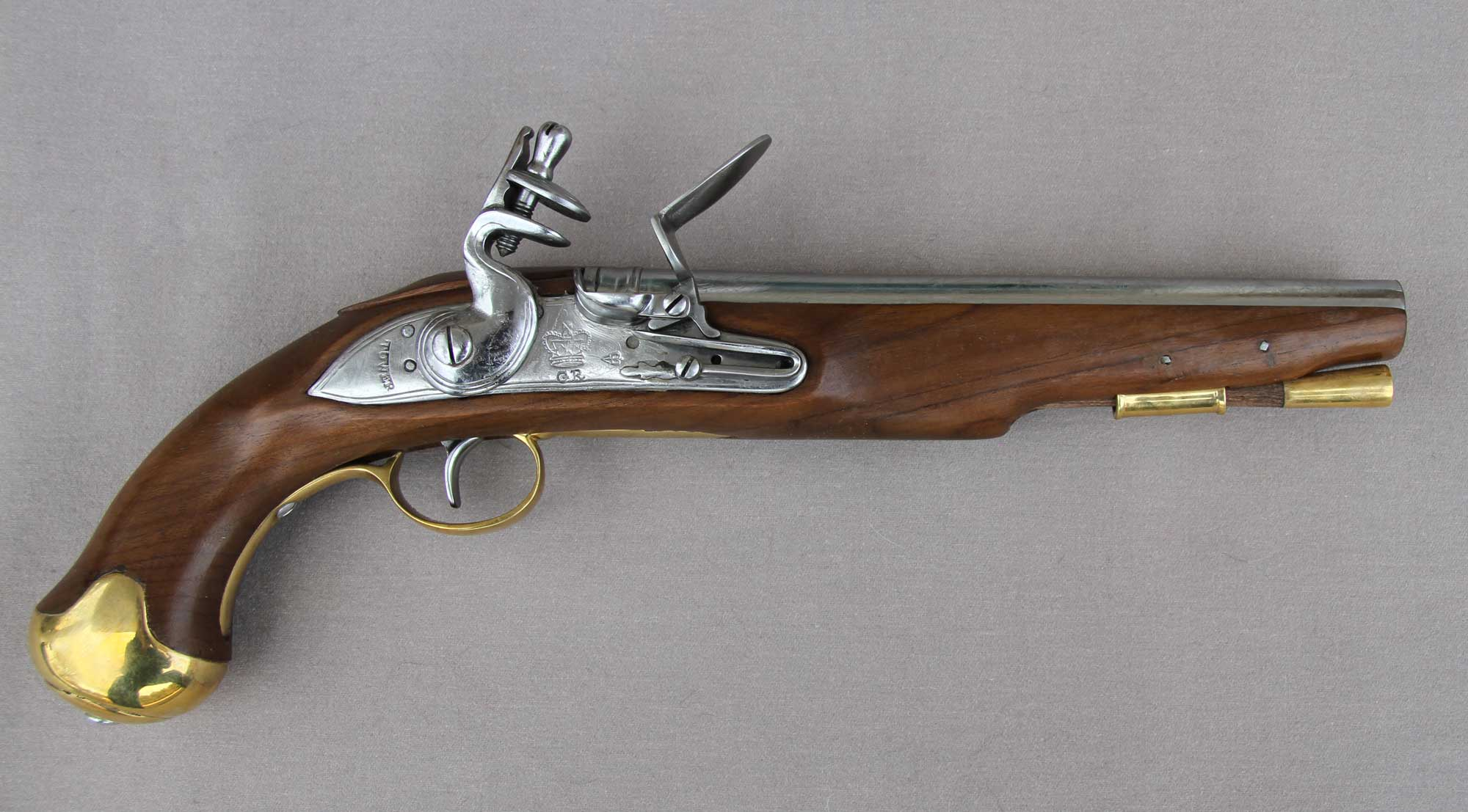Elliot pistol (British Light Dragoon)