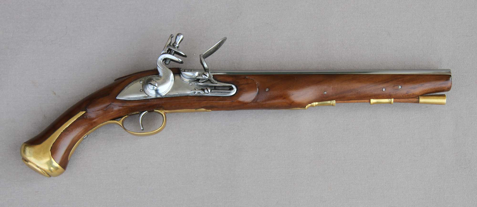 British Dragoon pistol