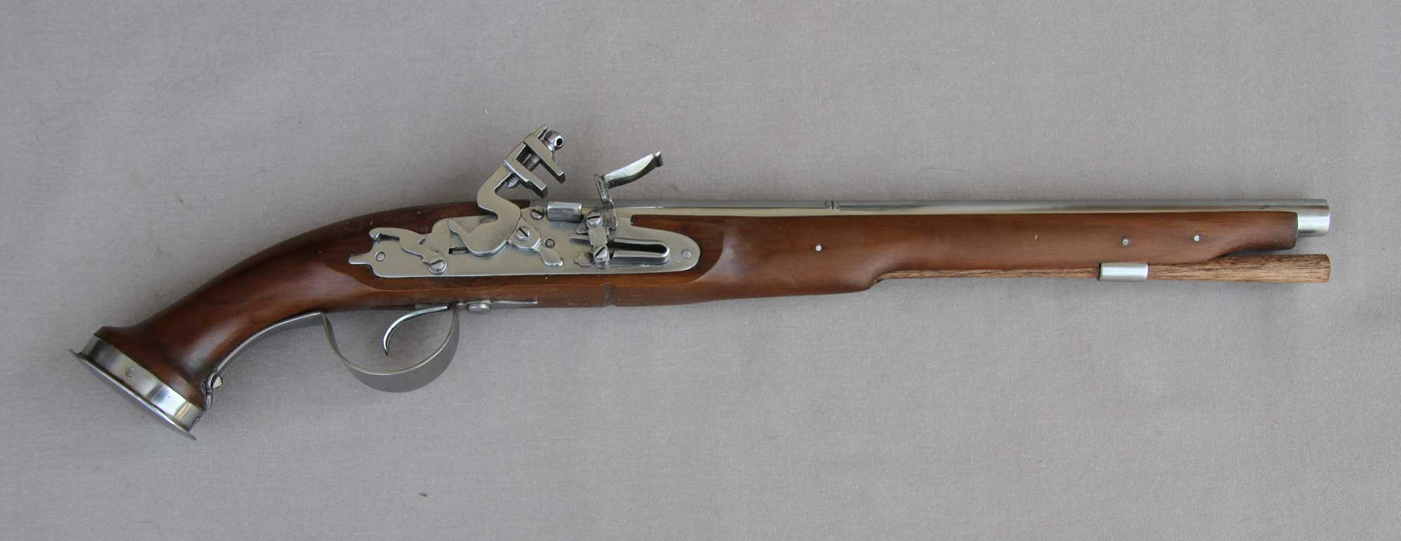 British Dog Lock pistol