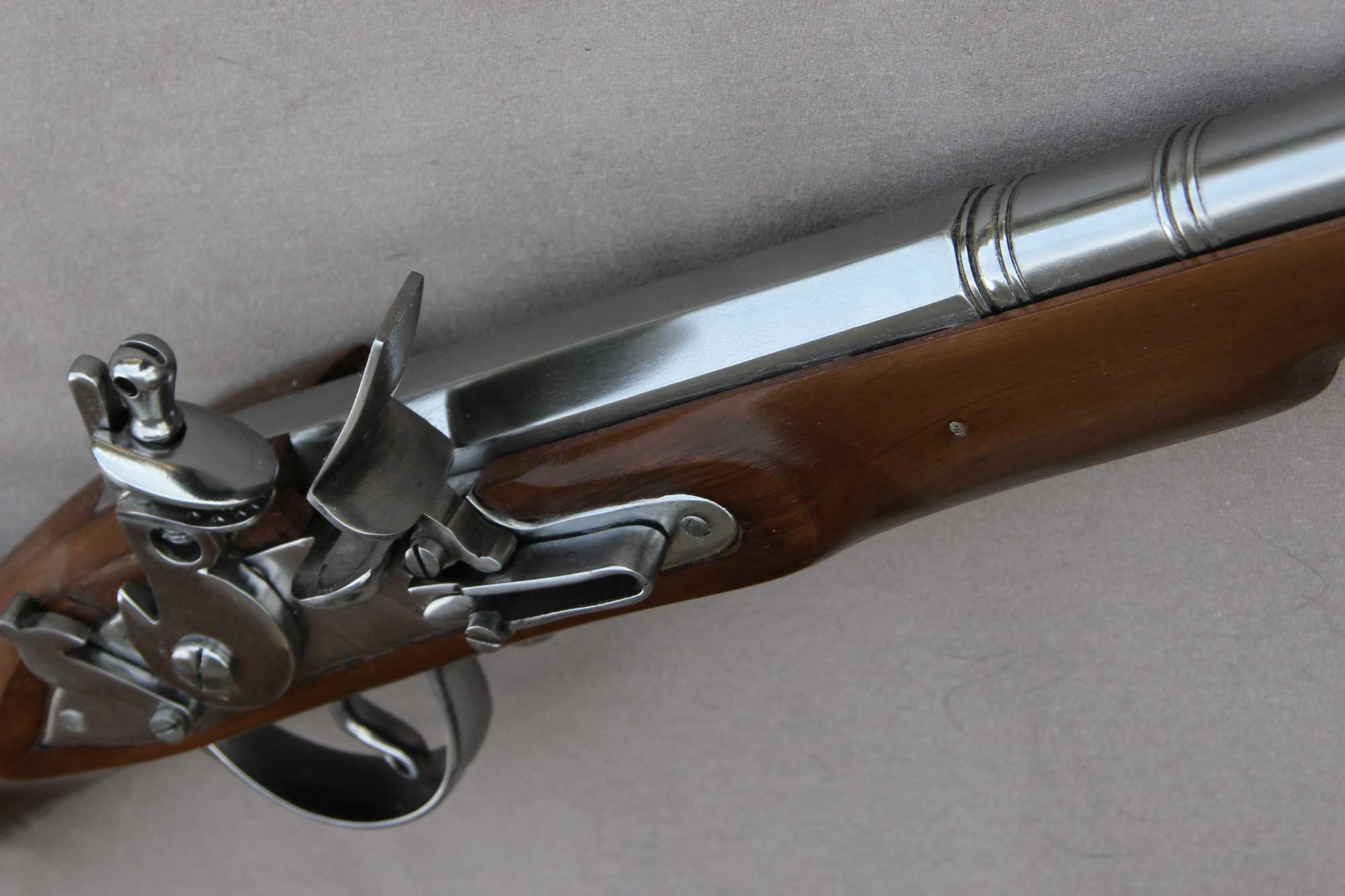 Dog lock blunderbuss