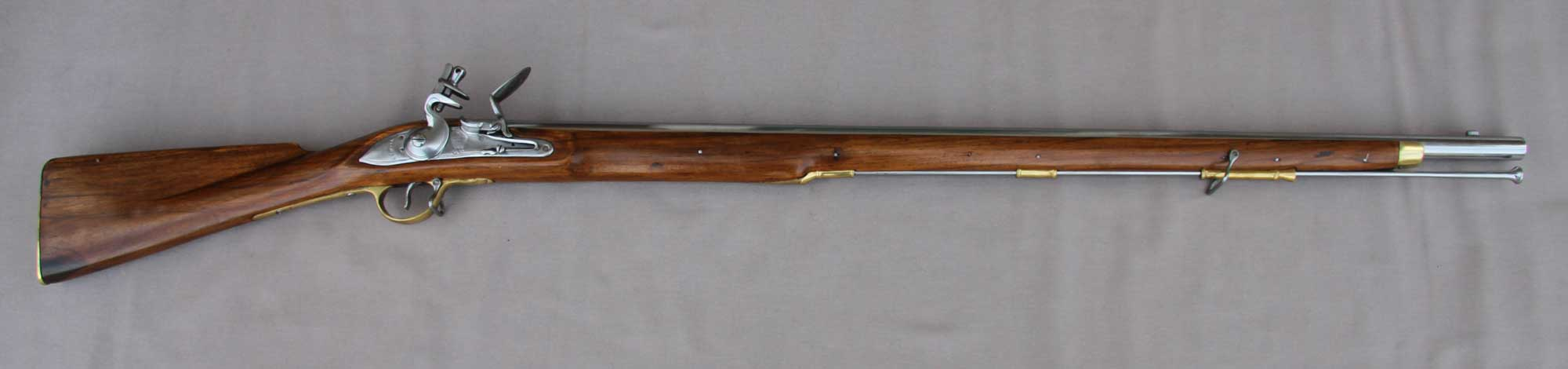 India pattern musket