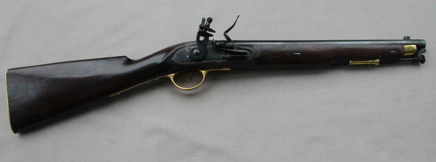 British, Paget Carbine c1808