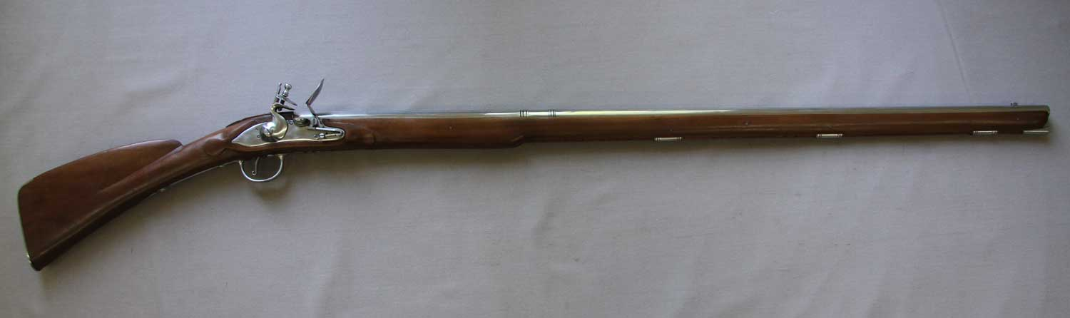 French 1690 Marine Musket