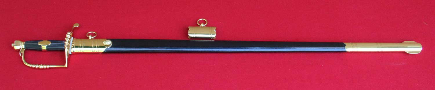 British, Napoleonic 5-Ball Spadroon