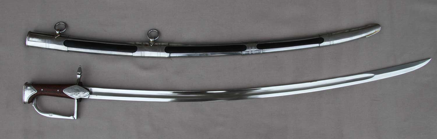 British, Light Cavalry, Officer's Sabre