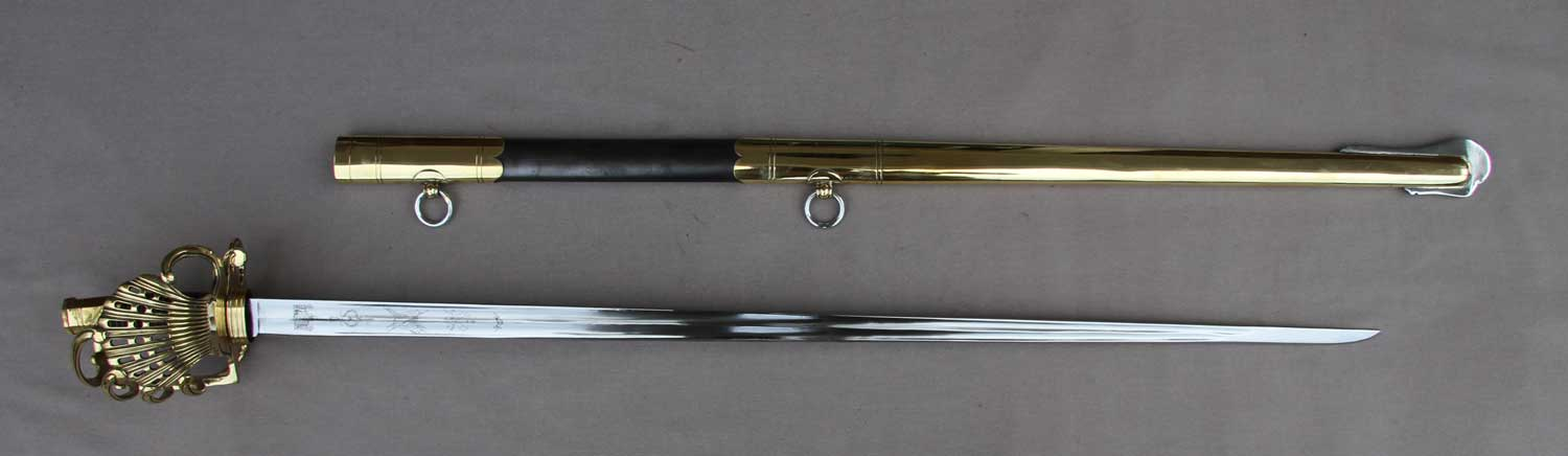 French, Heavy Cavalry Sword
