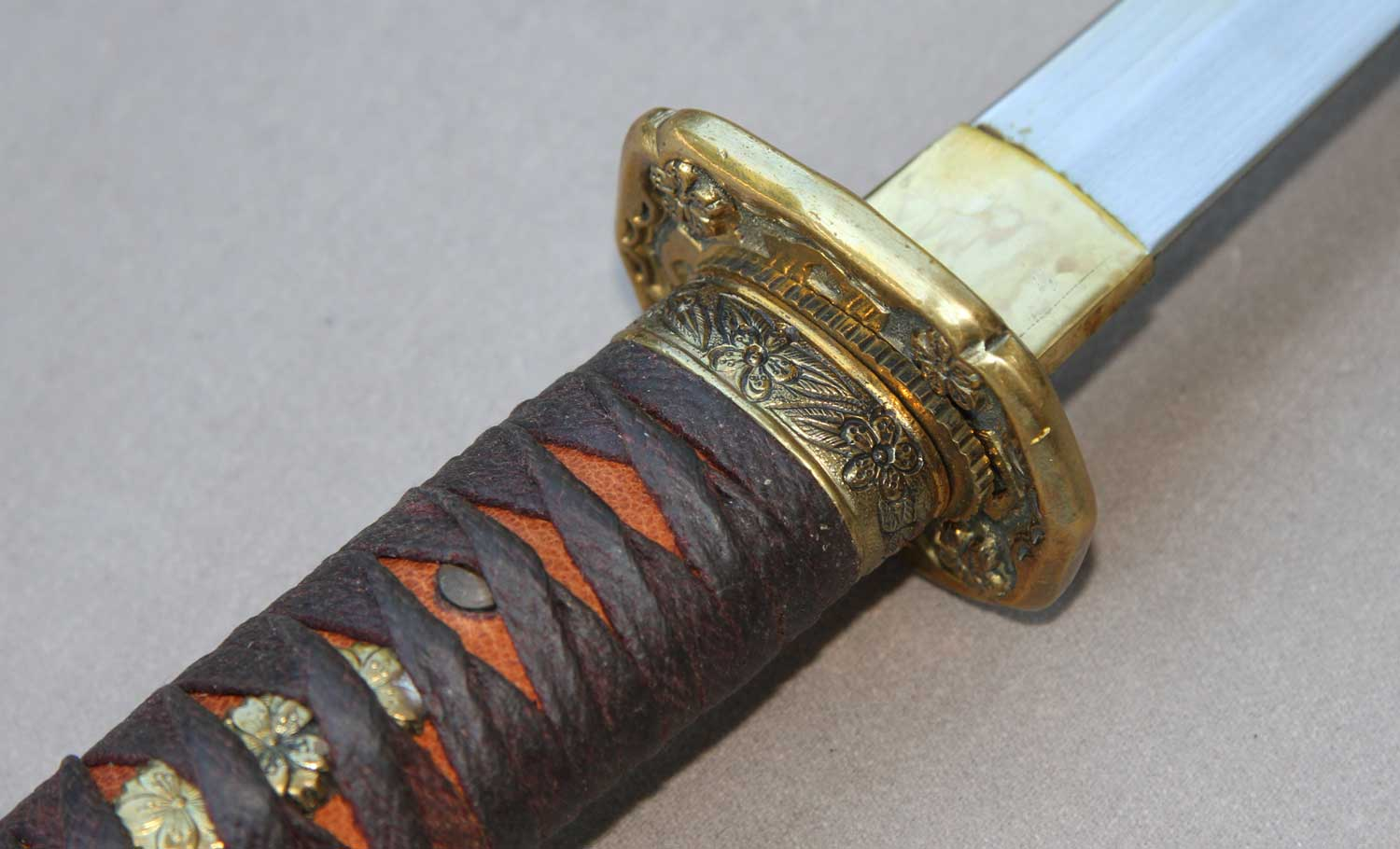 Japanese, Officer's Shin-gunto Sword