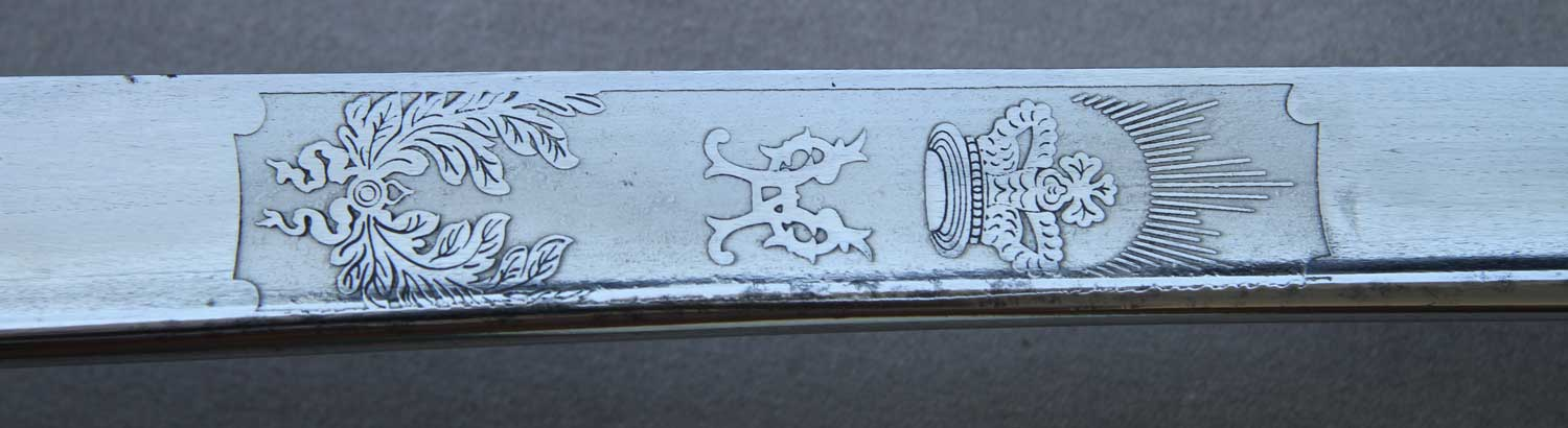 British, Light Cavalry Officer's Sabre