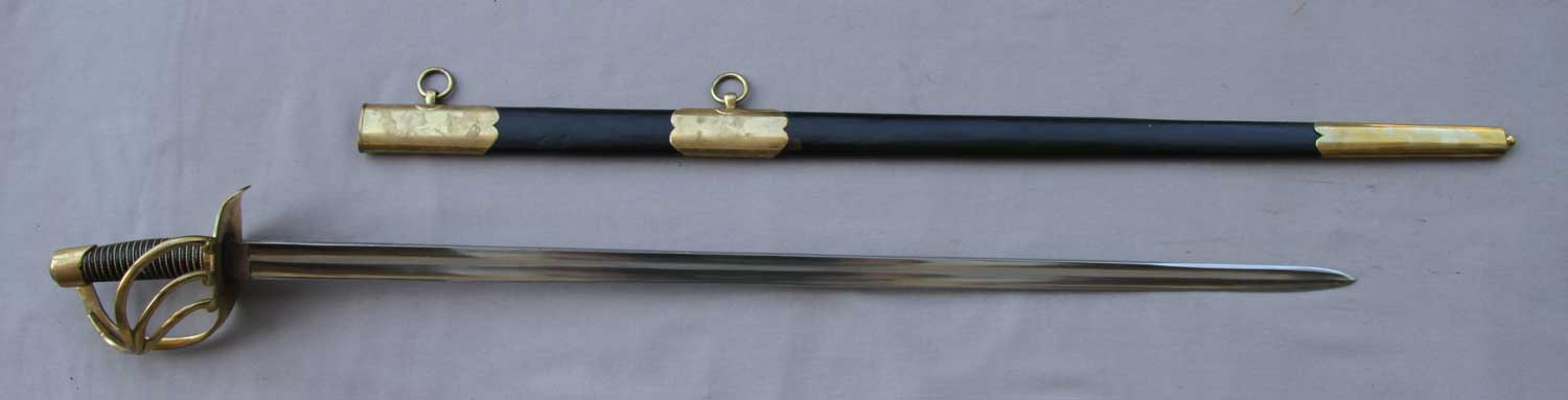 French, An XII Dragoon Sword