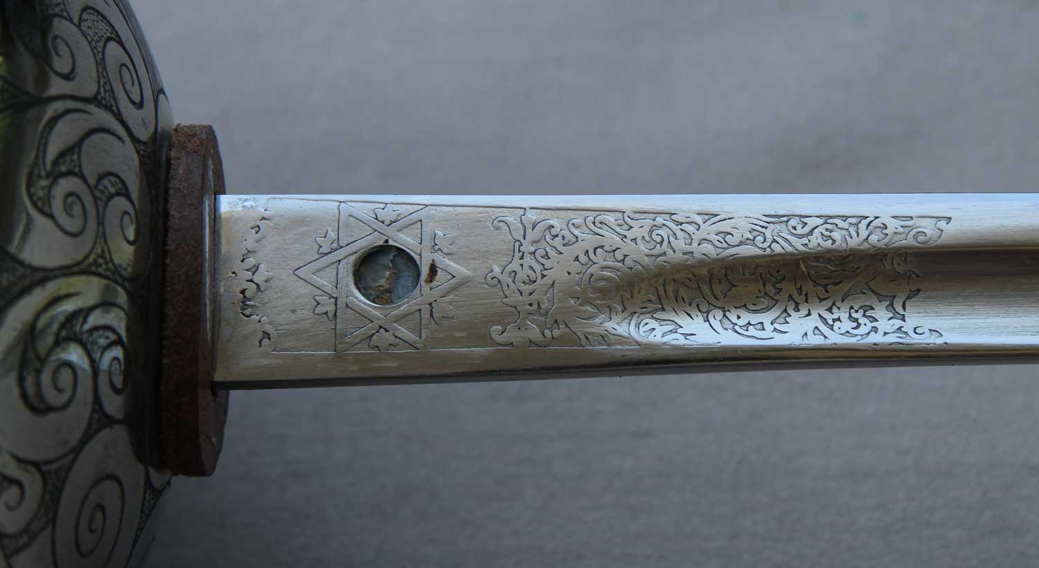 British, Cavalry Officer Sword