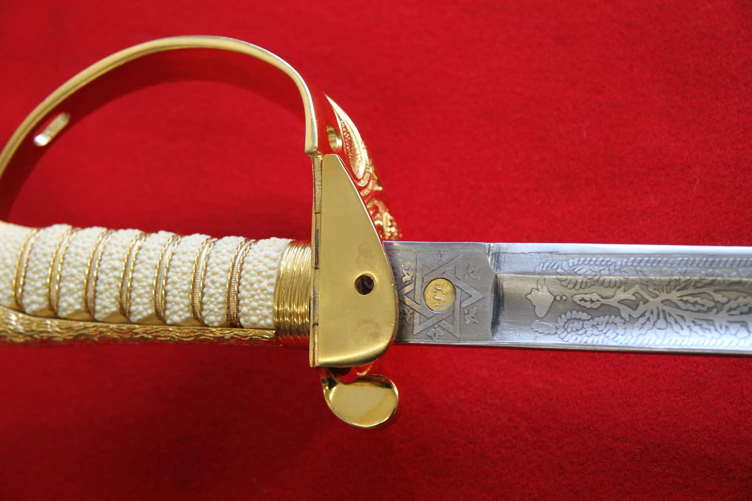 British, 1827 Naval Officer's Sword
