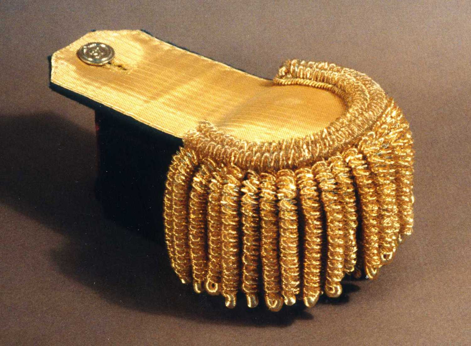 French, Officer Epaulette
