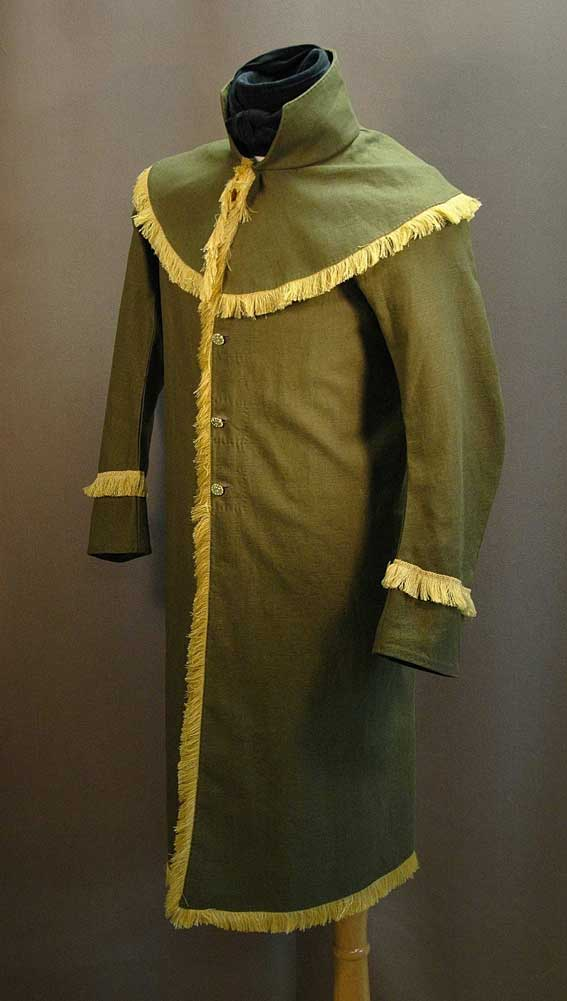American, 4th Rifles Summer Frock