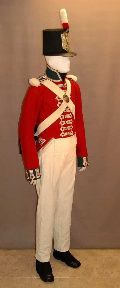 British, 49th Regt of Foot