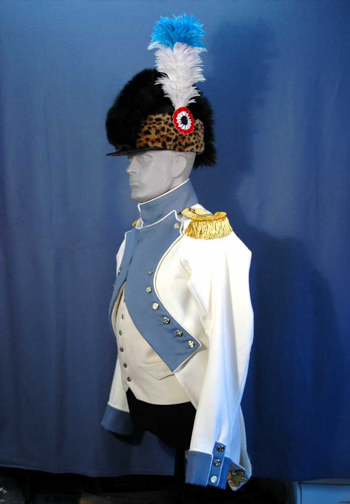 French, 1791 Uniform