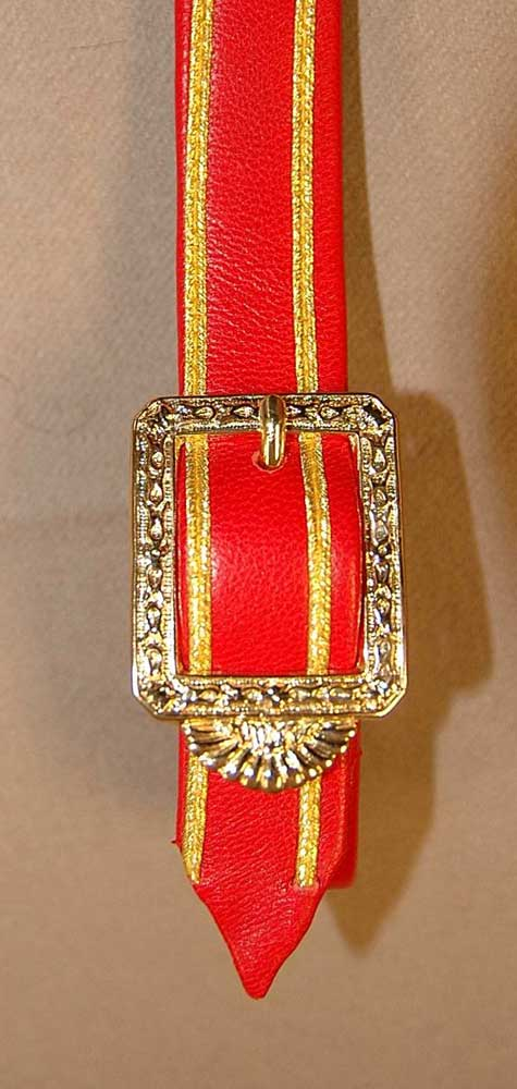 French, Cavalry, Officer's Sword Belt