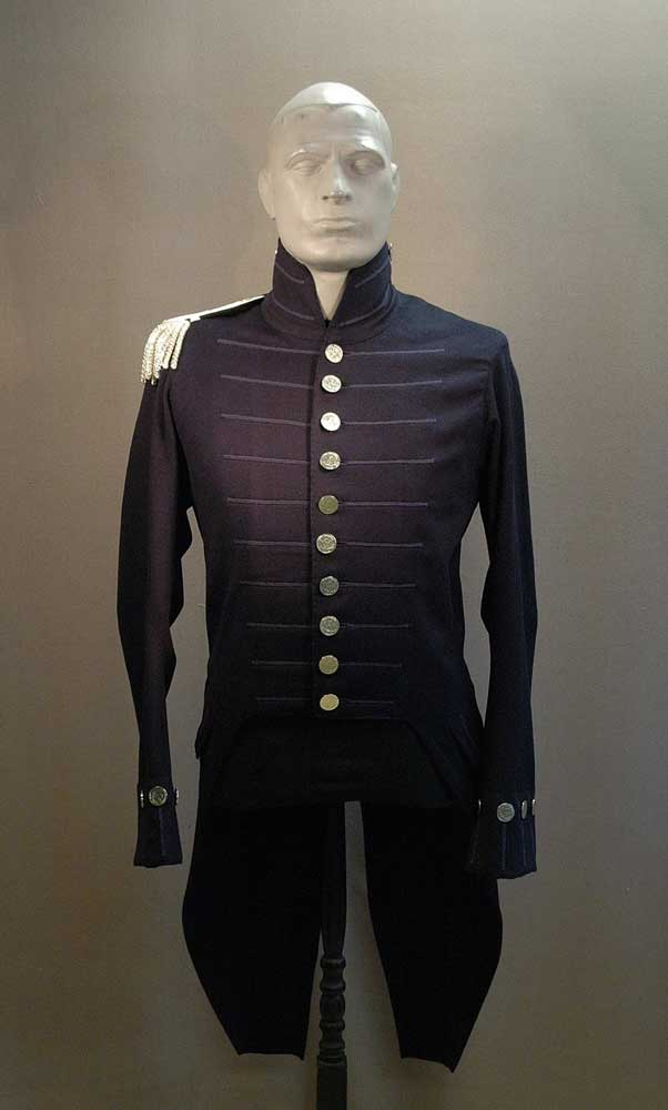 American, Officer's Coat