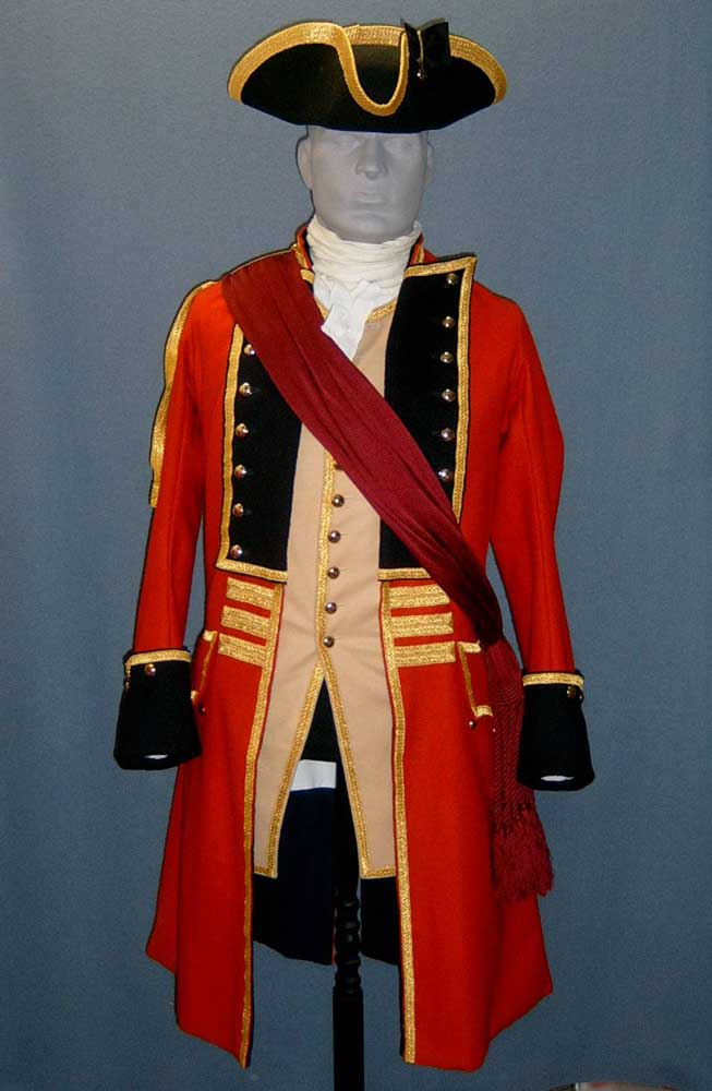 British, Coldstream Guards, Major General