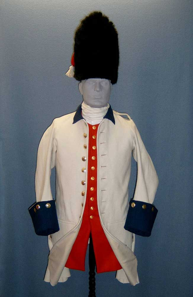French, Grenadier LaSarre Regiment