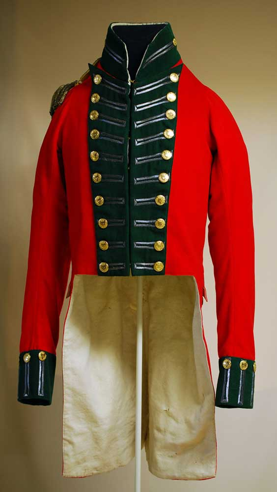 British, 49th Regt of Foot (Dress Frock Coat)
