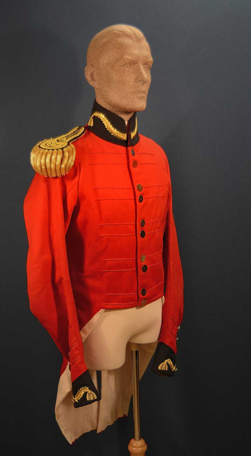 British, Aide-de-Camp, Half Dress