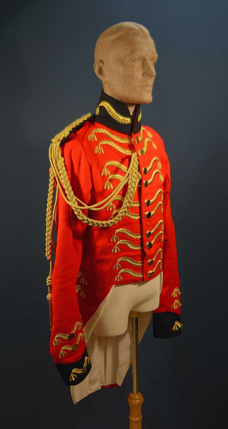 British, Aide-de-Camp, Full Dress