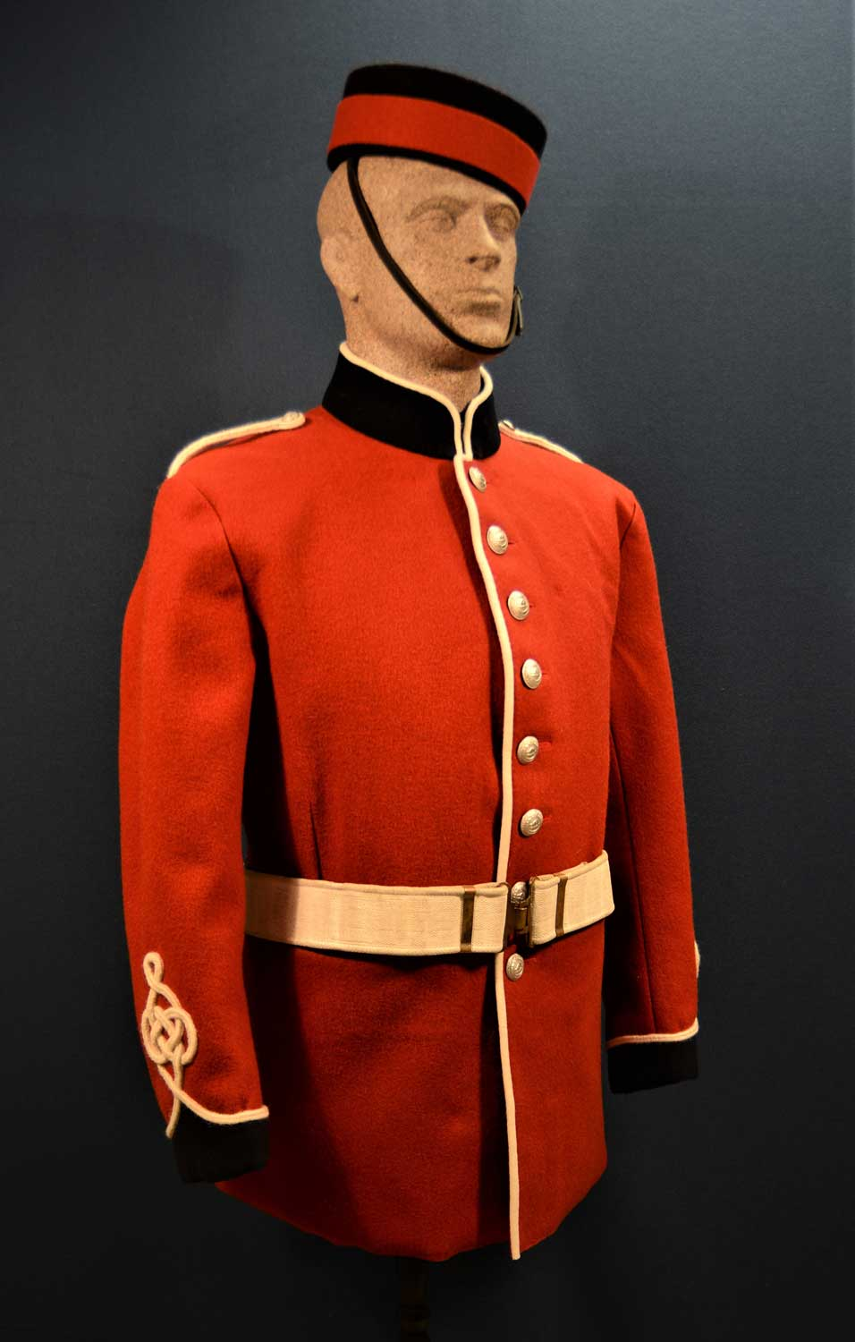 Canadian, Militia,Private (1864)