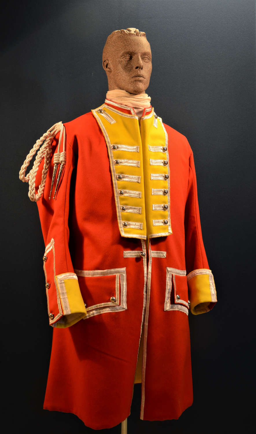 British, 44th Officer Coat