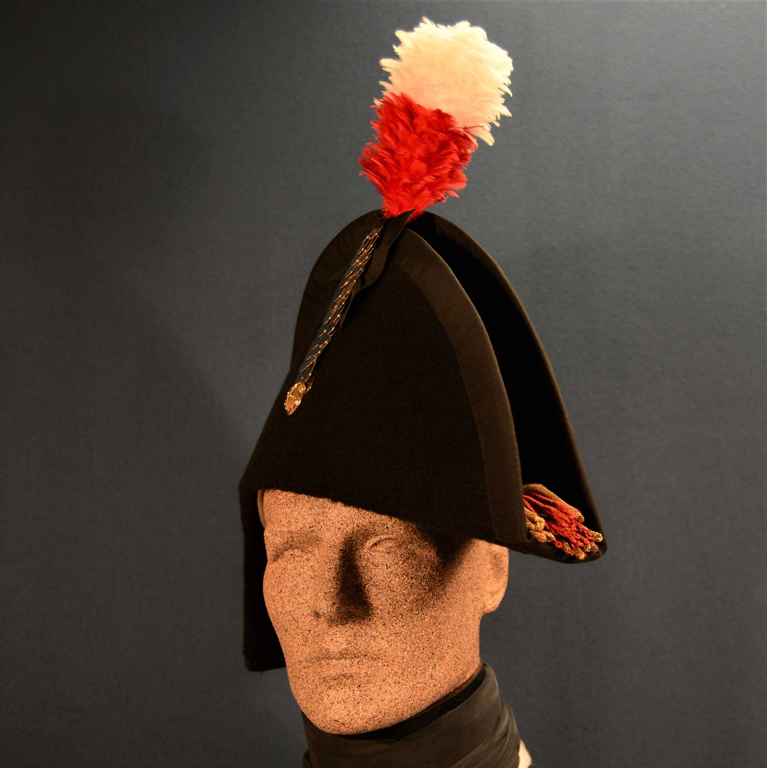 British, Colonel on Staff Chapeau Bras