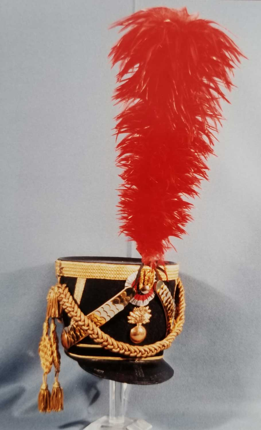 French, Legion Irlandaise, Officier