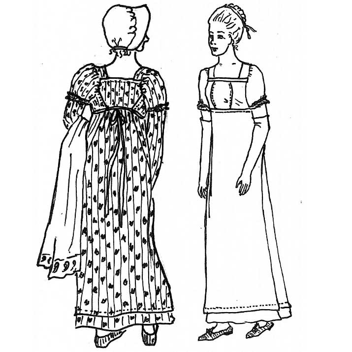 The Sooke Dress - Bib Front