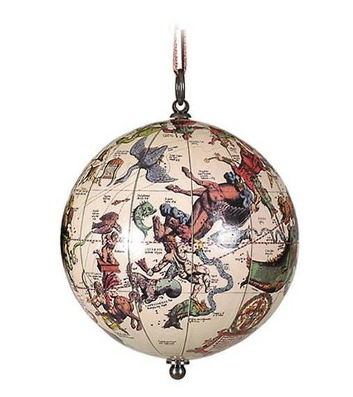 Globe, The Heavens (hanging)