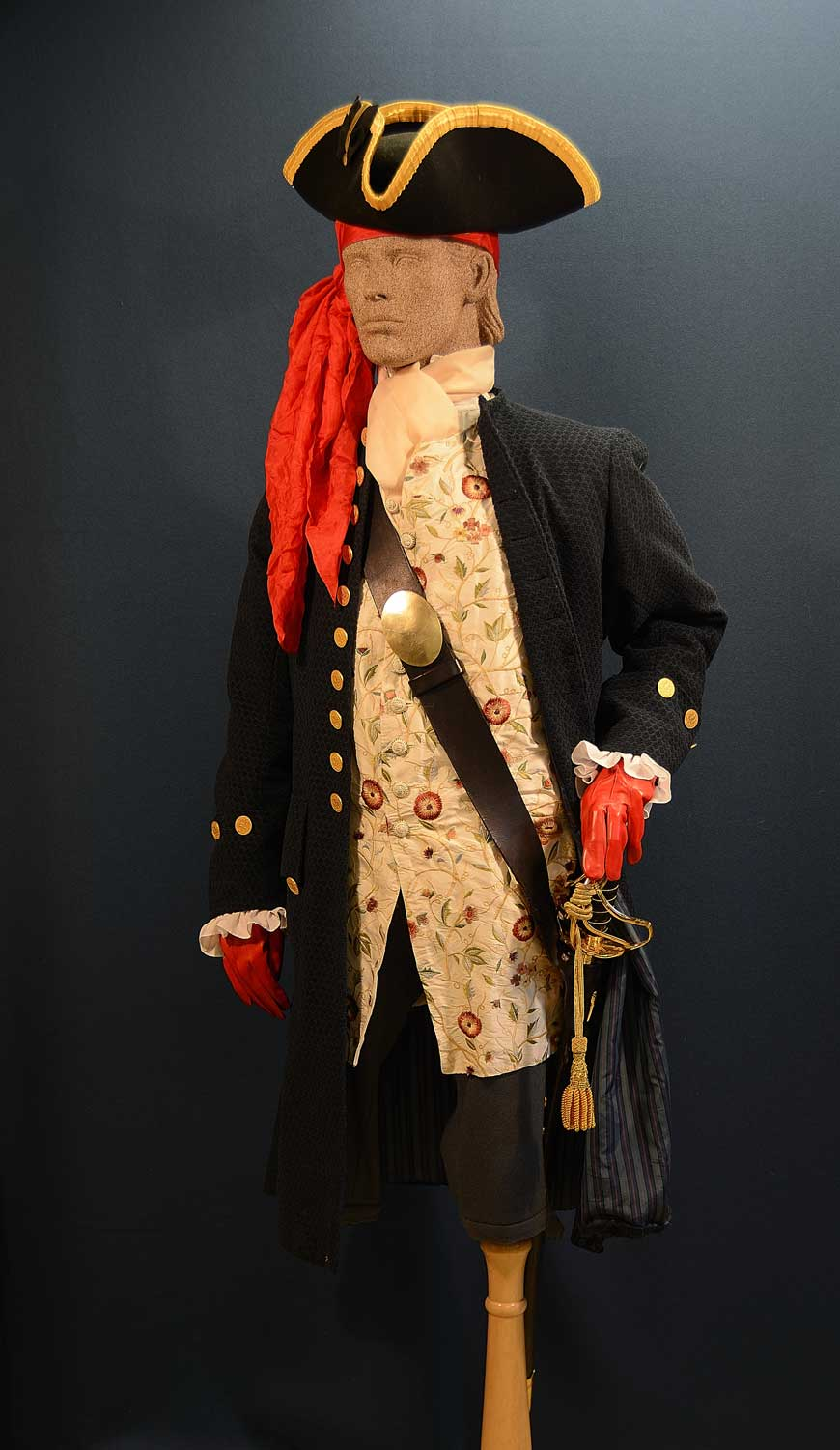 Pirate, 1750 - Click Image to Close